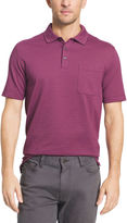 Van Heusen Short Sleeve Flex Stripe Polo Big and Tall