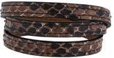 Ippolita Python Wrap Bracelet