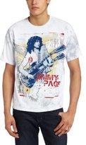 Liquid Blue Men's Jimmy Page Double Your Pleasure T-Shirt