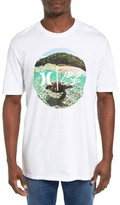 Hurley Men's Clark Little Honu Krush Graphic T-Shirt