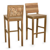 Jeffan Moza Collection Barstool