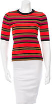 Givenchy Striped Knit Top