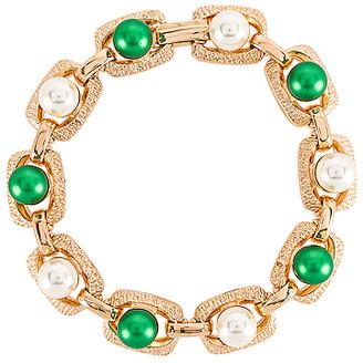 Anton Heunis Links Pearl Bracelet