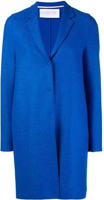 Harris Wharf London cocoon pea coat