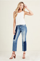 True Religion Cora Stovepipe Womens Jean