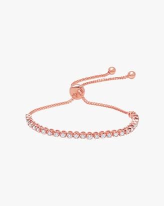 Graziela Gems Rose Gold Diamond Bolo Bracelet
