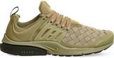 Nike presto fs woven trainers