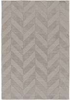 Artistic Weavers Central Park Grey Chevron Carrie Area Rug Rug