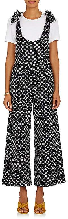Ace&Jig Women's Johnny Folkloric Cotton Jumpsuit