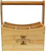 Iowa State Cyclones Bamboo Utensil Caddy