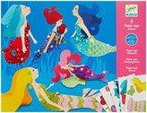 Djeco Paper Toys- Mermaids