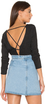 Lanston Cross Back Top