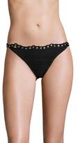 Herve Leger Grommet Bikini Bottom