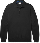 Brioni - Wool Polo Shirt