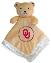 Baby Fanatic Oklahoma Sooners Snuggle Bear Plush Doll