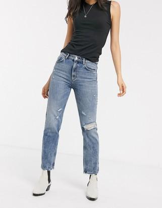 We The Free by Free People Dakota straight leg jeans