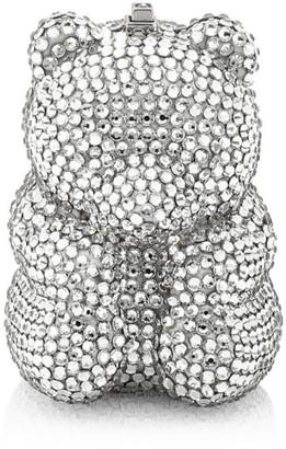 Judith Leiber Couture Gummy Bear Crystal Pillbox