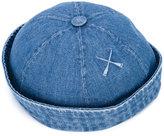 Beton Cire - flat cap - unisex - Cotton - S