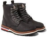 Moncler - New Vancouver Nubuck Boots