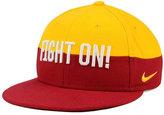 Nike USC Trojans Pro Verbiage Snapback Cap