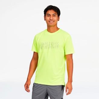 Puma Run Men's Logo Tee
