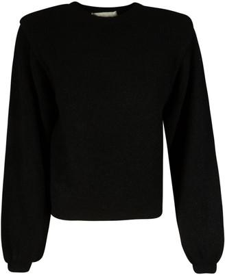 LES COYOTES DE PARIS Rib Knit Sweater