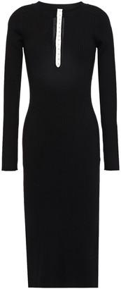 Rag & Bone Ribbed-knit Dress