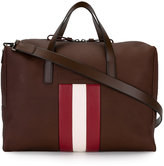 Bally striped detail tote - unisex - Leather - One Size