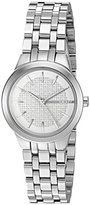 DKNY Women's 'Park Slope' Quartz Stainless Steel Casual Watch, Color:Silver-Toned (Model: NY2490)