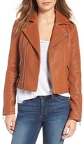 Rebecca Minkoff Women's Wolf Leather Jacket