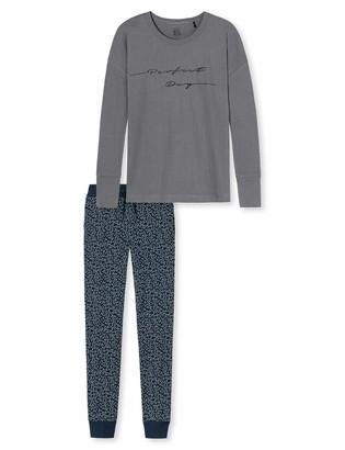 Schiesser Girl's Schlafanzug Lang Pyjama Set