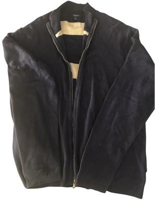 Burberry \N Navy Cotton Knitwear & Sweatshirts