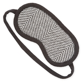 Portolano Cashmere Chevron Eyemask