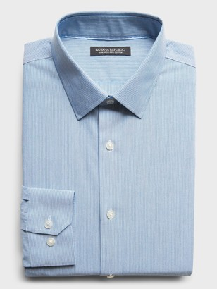 Banana Republic Slim-Fit Non-Iron Dress Shirt