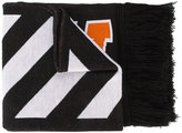 Off-White Diagonal Big Off scarf - men - Acrylic - One Size
