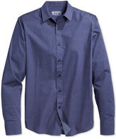 American Rag Men's Geo-Print Long-Sleeve Shirt, Only at Macy's