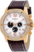 Roberto Bianci Mens Brown Bracelet Watch-Rb54501