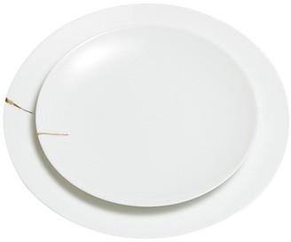 Dragonfly Kintsugi Charentais Medium Dinner Plate