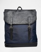 French Connection Backpack - Black