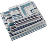 Christy Kalifi Stripe Towel - Harbour - Bath Towel