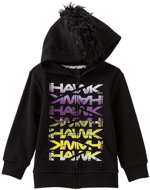 Fleece Baby Tony hawk linden fleece hoodie - toddler