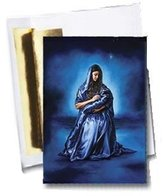 "Art by Akiane from Art & SoulWorks Akiane's ""Mother's Love\"" - 8 Note Cards / Boxed Set -Mary By Akiane"