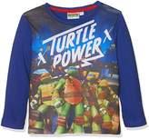 Nickelodeon Boy's Ninja Turtles Power Long sleeve top