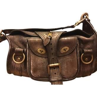 Mulberry Metallic Leather Handbags