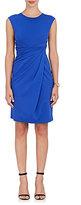 Giorgio Armani Women's Draped Stretch-Jersey Sheath Dress