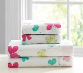 Pottery Barn Kids Lucy Butterfly Sheeting : Full