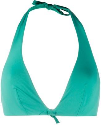 Fisico Halterneck Bikini Top
