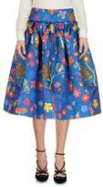 Leitmotiv Knee length skirt