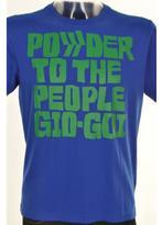 Gio-Goi Powzer T Shirt Electric City Blue