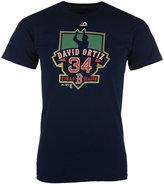 Majestic Men's David Ortiz Boston Red Sox Commemorative T-Shirt